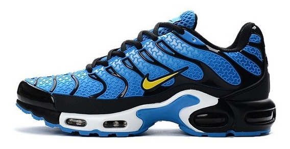 Zapatillas Nike Airmax Tn Light Blue - Hermosas