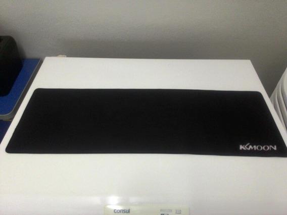 Mousepad Extra Grande 900x300mm Preto