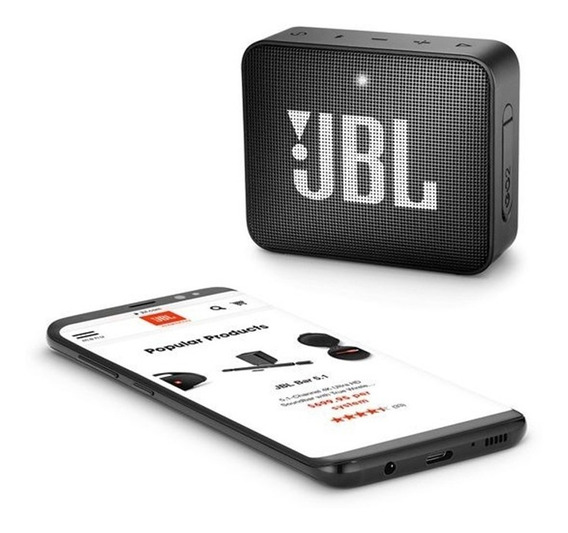 Caixa De Som Bluetooth Jbl Go2 Navi Original C/frete Grátis