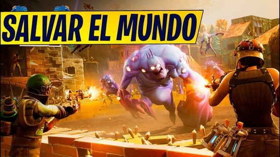 Salvar A El Mundo Fortnite Barato
