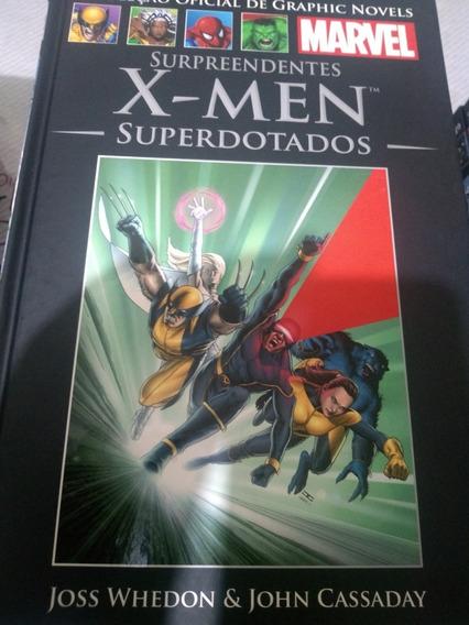 Surpreendentes X-men: Superdotados Lote Salvat