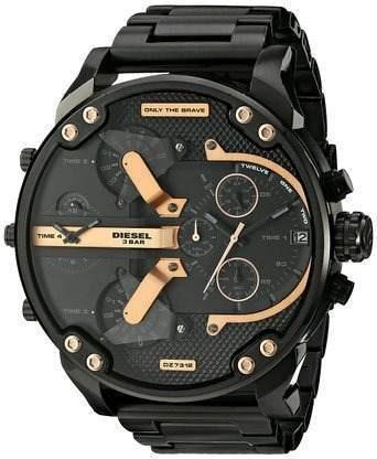 Relógio Diesel Dz7312 Mr. Daddy 2.0 Lançamento Mm 57