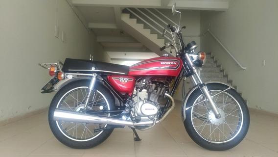 Honda Honda Cg Bolinha 125