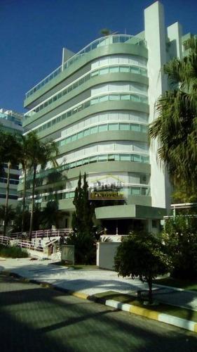 Imagem 1 de 25 de Apartamento Residencial À Venda, Riviera De São Lourenço, Bertioga. - Ap0739