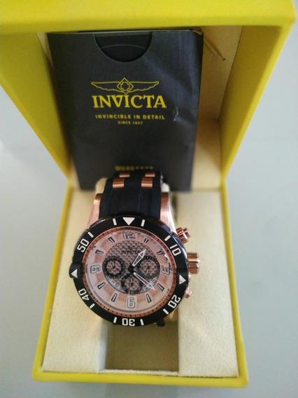 Relógio Invicta 23708 Original!!usado Somente Duas Vezes