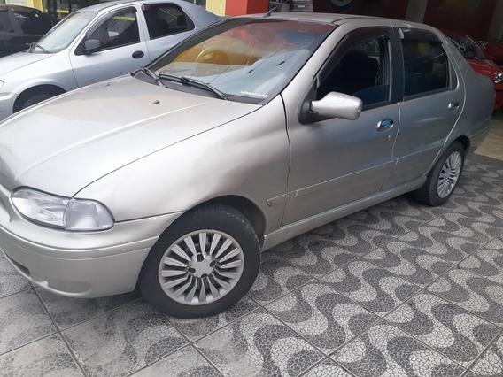 Fiat Siena 1.3 16v Elx 4p 2000