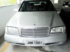 Mercedes C180 1997 Completa