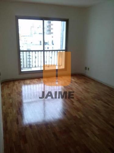 Apartamento Com 110 Metros, 1 Vaga, Em Excelente Localização. Próximo Ao Shopping Higienópolis.  - Bi191