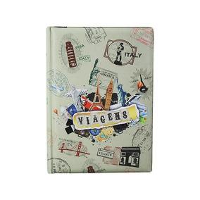 Álbum Viagens 100 Fotos 15x21 - 85324