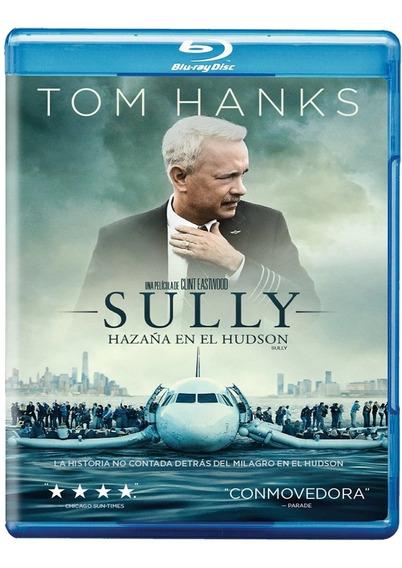 Sully Hazaña En El Hudson Bluray