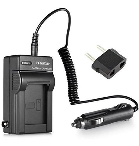 Kastar Kit Cargador De Batería Para Canon Nb-10l Batería, Cb
