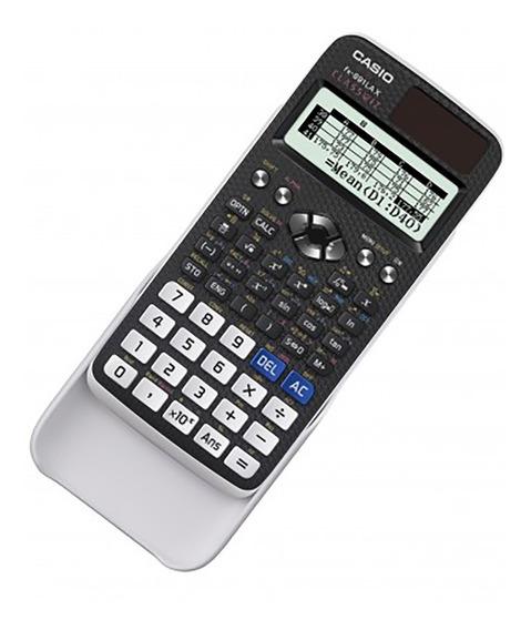 Calculadora Cientifica Casio Fx-991 Lax 553 Funciones Orig