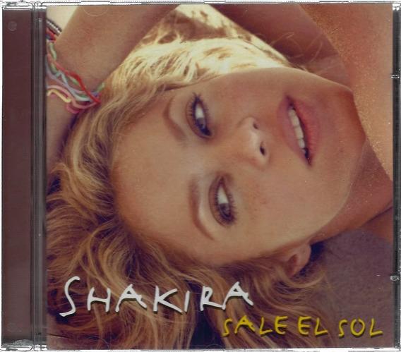 Cd Shakira - Sale El Sol