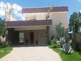 Casa À Venda, 400 M² Por R$ 2.000.000,00 - Condomínio Ibiti Do Paço - Sorocaba/sp - Ca1159
