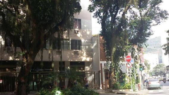 Apartamento Com 3 Dormitórios À Venda, 110 M² Por R$ 970.000,00 - Humaitá - Rio De Janeiro/rj - Ap0137