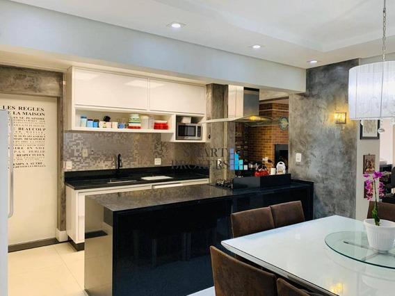 Apartamento À Venda Na Barra Funda Com 114 Metros 3 Suítes 2 Vagas - Ap1099