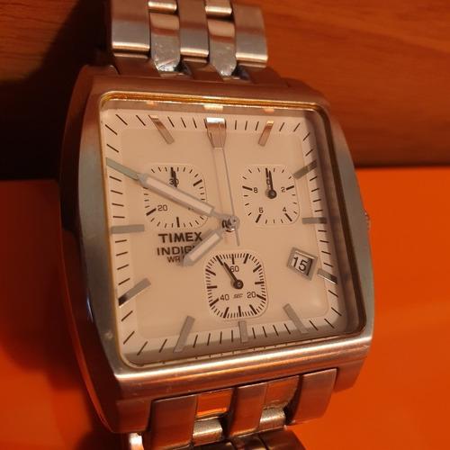 Relogio Timex Cronógrafo Quadrado