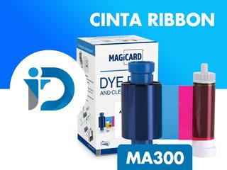 Cinta Ribbon Magicard Enduro, Rio Pro Ma300 Ymcko