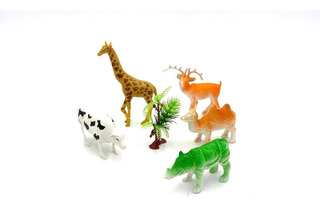 Animales Mini X5 Juego Juguetes Niños