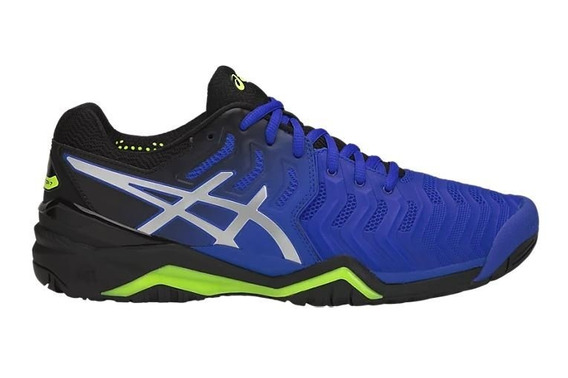 Tênis Asics Gel Resolution 7 - Illusion Blue/silver