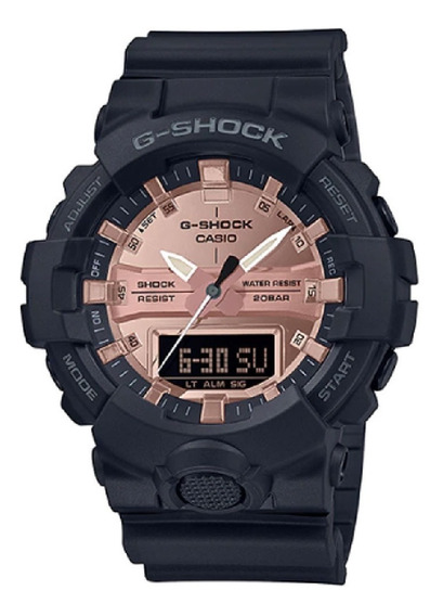 Relógio Casio G-shock Ga-800mmc-1adr