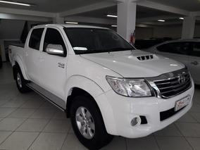 Toyota Hilux 3.0 Srv 16v 4x4 Diesel Automatica
