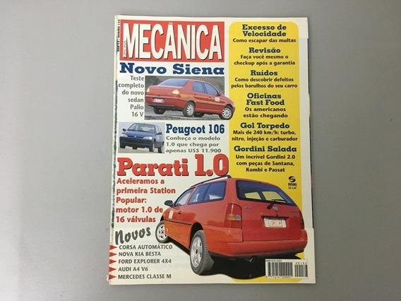 Revista Oficina Mecânica N.o 132 - Setembro 1997