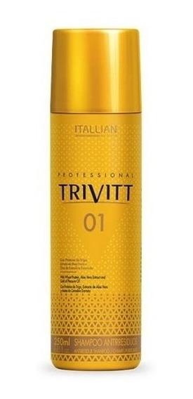 Kit Com 5 Produtos Trivitt, Sh,cond,masc,leavin E Reparado