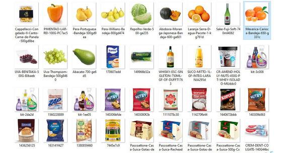 Banco De Imagens Supermercado + 24.000 Itens
