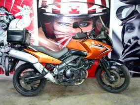 Doble Proposito Nacional Suzuki Vstrom 650cc Emplacada