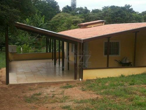 Chácara Residencial À Venda, Chácara Belvedere, Campinas. - Ch0022