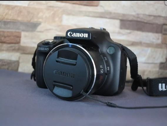 Câmera Fotográfica Canon Sx50