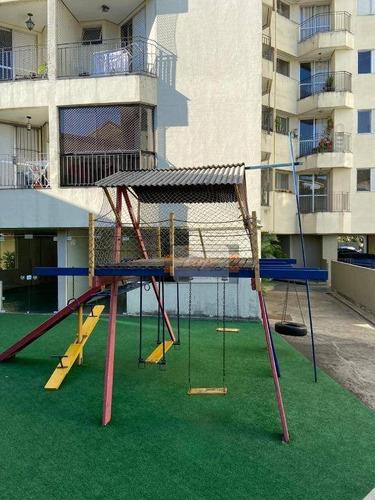 Apartamento Com 2 Dormitórios À Venda, 62 M² Por R$ 295.000 - Vila Mangalot - São Paulo/sp - Ap1385