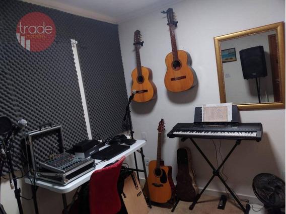 Apartamento Residencial À Venda, Recreio Anhangüera, Ribeirão Preto. - Ap3146