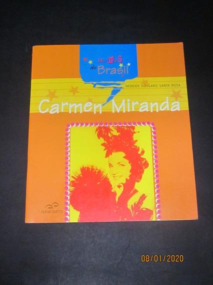 Livro Carmen Miranda