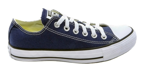 Tênis Converse All Star Ct As Core Ox Marinho Ct0001000340