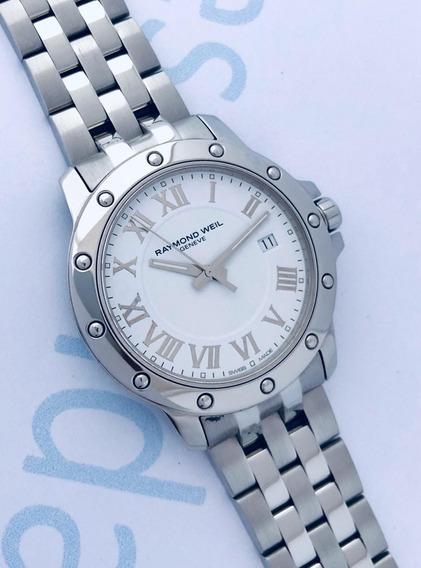 Reloj Raymond Weil Tango Plateado