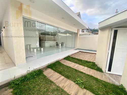 Casa Para Venda, 3 Dormitórios, Vargem Grande - Rio De Janeiro - 783