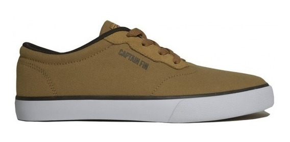 Zapatilas Captain Fin Fire Khaki Cf001100