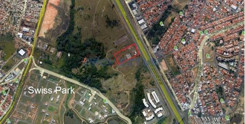 Imagem 1 de 4 de Área À Venda Em Jardim Do Lago - Ar281557