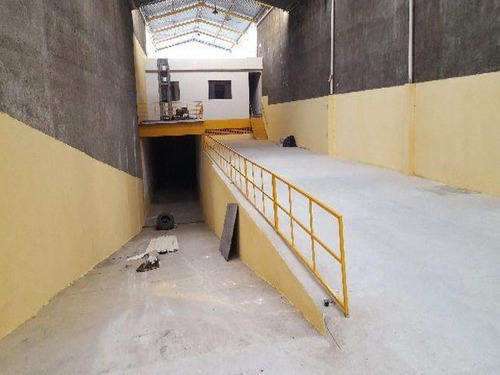 Galpão Industrial Para Locação, Vila Bela, São Paulo - Ga0022. - Ga0022