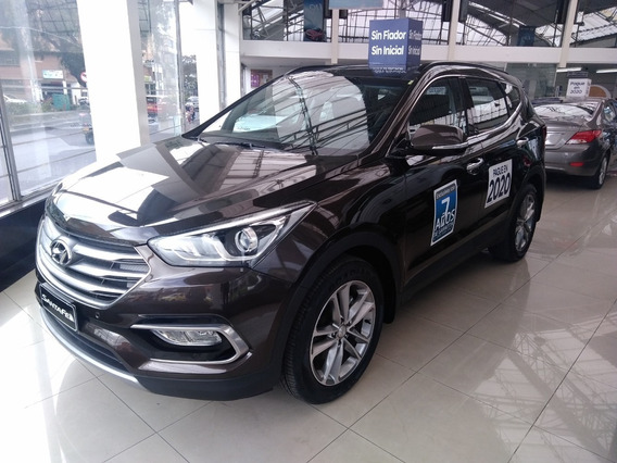 Hyundai Santa Fe Limited 4x4 Techo 3.300 Cc