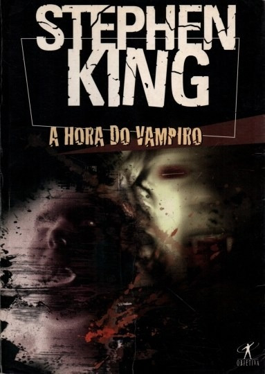 Livro A Hora Do Vampiro Stephen King