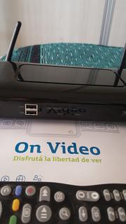 Decodificador Para On Video Y Tda. Escucho Ofertas