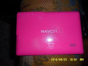Tampa Trazeira Usada Rosa Do Tablet Navcyti