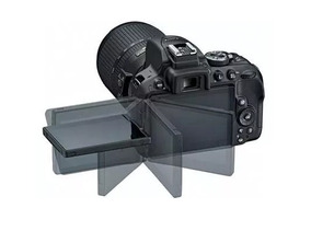 Nikon D5300 Pro Nova+lente 18-55+frete Grátis. Tem Nf