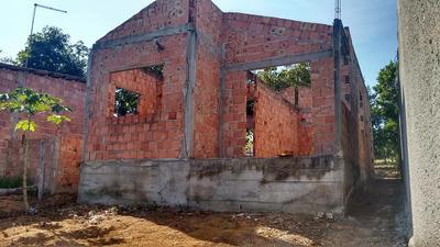 Vende-se Ótima Casa Em Construção - Próximo À Av. Das Flores