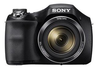 Cámara Fotográfica Sony Con Zoom Óptico De 35x Dsc-h300