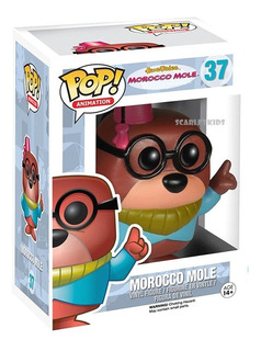 Funko Pop Morocco Mole 37 Original Funko Scarlet Kids