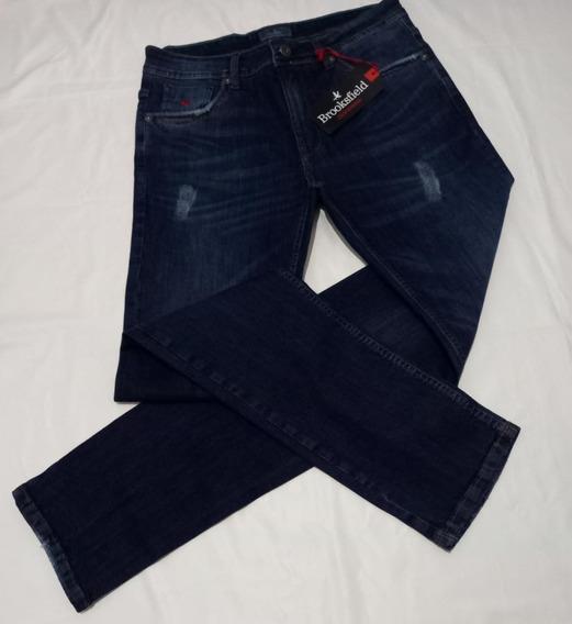 Calça Jeans Masculina Brooksfield Estilo - Mega Oferta